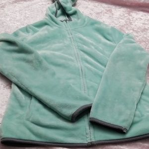 No boundaries mint color soft hoodie